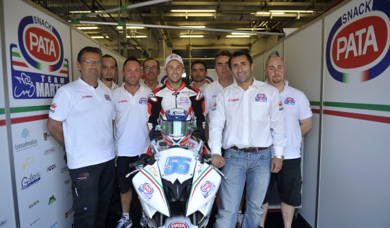 World SuperSport: Il Team Pata Martini cala il tris con Roccoli Lombardi e Salvadori