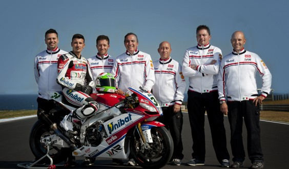 World Superbike: Unibat ancora al fianco del Team Althea Racing
