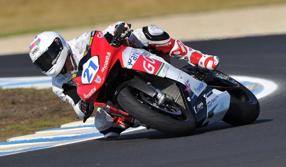 World SBK Supersport: Il team ParkinGO MV Agusta soddisfatto del debutto