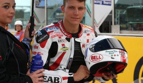 CIV Superbike: Fabio Massei correrà con il Team Asia Competition