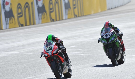 World Superbike Assen:Sykes domina gara 1, Laverty gli strappa la vittoria in gara 2