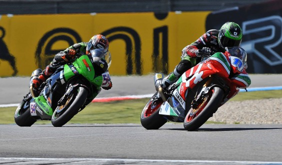 World SBK Supersport Assen: Lowes la spunta su Sofuoglu nel finale