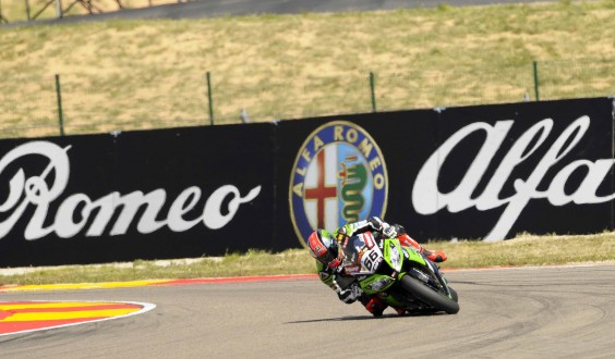 World Superbike: Ad Aragon Tom Sykes conquista la 12^ Tissot-Superpole in carriera