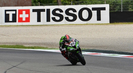 WORLD SBK: Tom Sykes centra la terza Superpole di stagione a ritmo record