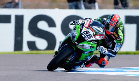 World Superbike: Sykes a Donington fa poker di Superpole