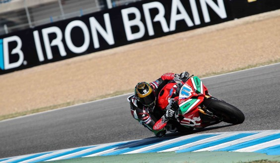 World SBK SuperSport: Lowes domina la pole anche a Jerez , lo seguono Rolfo MV Agusta e Sofoglu