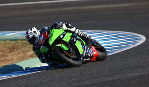 World SBK Superstock 1000: Jerez domina Guarnoni davanti a Mercado e Lanusse, dominio Kawasaki.