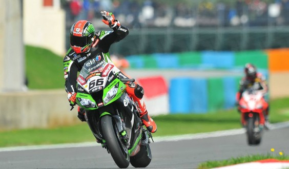 World Superbike Magny Cours: Tom Sykes dominio assoluto ad un passo dal mondiale