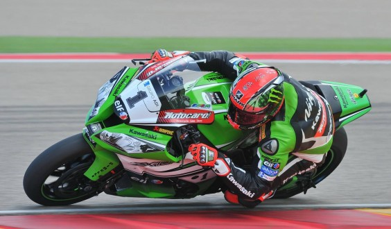 World Superbike; Tom Sykes Kawasaki doppietta ad Aragon