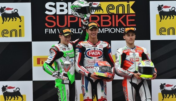 World SuperSport Assen; Van der Mark trionfa davanti al pubblico di casa
