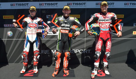 World Superbike; a Portimao Terza Tissot-Superpole in stagione per Tom Sykes