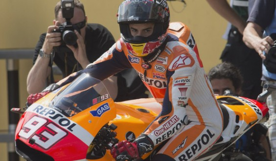 GP Germania, FP3 MotoGP: Marquez torna leader