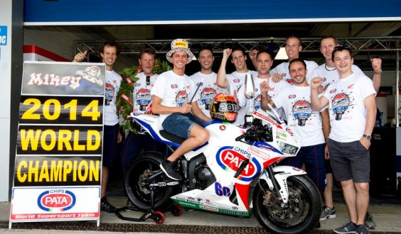 World SuperSport; a Jerez Van der Mark  vince e conquista il titolo