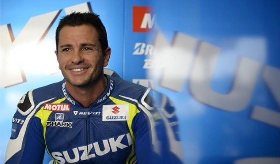 World Superbike; Randy de Puniet con Suzuki Crescent nel 2015