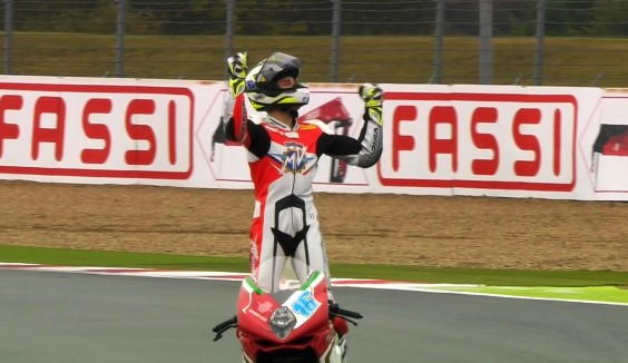 World SuperSport; Cluzel e la Mv trionfano a Magny Cours